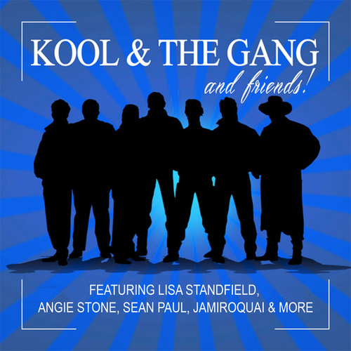 Kool & The Gang and Friends by Kool & the Gang
