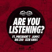 Are You Listening? von Kenny Allstar