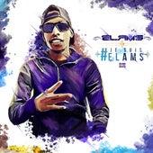La frappe (feat. Alonzo) de Elams