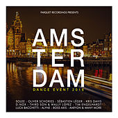 Amsterdam Dance Event 2016 - Pres. By Parquet Recordings de Various Artists