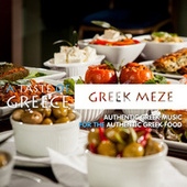 A Taste of Greece: Greek Meze von Various Artists