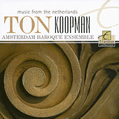 Music from the Netherlands von Ton Koopman