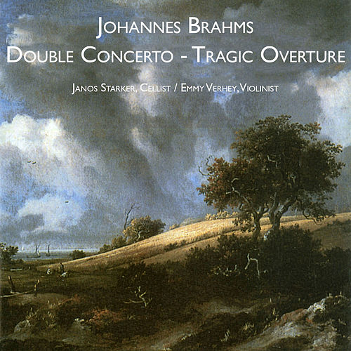 Brahms: Double Concerto - Tragic Overture by Emmy Verhey