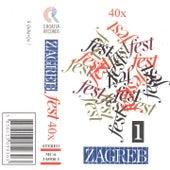 Zagrebfest '94 I (H) de Various Artists