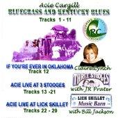 Kentucky Blues and Bluegrass by Various Artists
