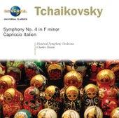 Tchaikovsky: Symphony No.4/Capriccio italien by Orchestre Symphonique de Montréal