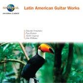 Latin American Guitar Works de Various Artists