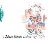 A Johann Strauss Weekend by Various Artists