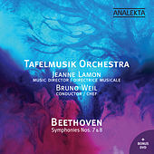 Beethoven: Symphonies Nos. 7 & 8 by Jeanne Lamon