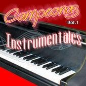 Campeonas Instrumentales, Vol. 1 de Various Artists