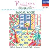 Poulenc: Chamber Music de Pascal Rogé