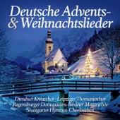 Deutsche Advents- & Weihnachtslieder by Various Artists