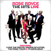The Hits Live (Live) de Rose Royce