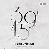 39'45 by Sinfonia Varsovia
