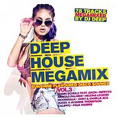 Deephouse Megamix, Vol. 3 - Sunshine Flavoured Disco Sounds von Various Artists