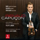 Renaud Capuçon plays Rihm, Dusapin & Mantovani von Renaud Capuçon