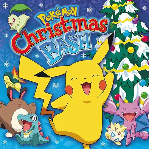 Pokemon Christmas Bash by Various Artists