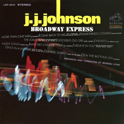 Broadway Express by J.J. Johnson