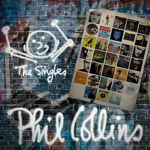 The Singles by Phil Collins