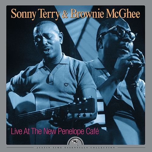 Live at the New Penelope Café (Remastered) by Brownie McGhee