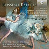Russian Ballets by Various Artists