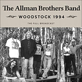 Woodstock 1994 (Live) de The Allman Brothers Band
