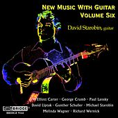 STAROBIN, David: New Music with Guitar, Vol. 6 by David Starobin