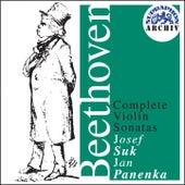 Beethoven: Complete Violin Sonatas von Josef Suk