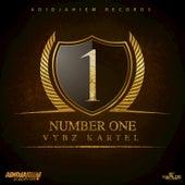 Vybz Kartel - Number One - Single by VYBZ Kartel