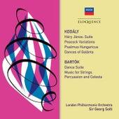 Kodaly & Bartok: Orchestral Works de Sir Georg Solti
