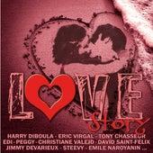 Love Story Vol.1 di Various Artists