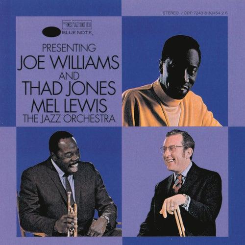 Presenting Joe Williams & Thad Jones/Mel Lewis Orchestra by Joe Williams