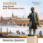 Dvorak: String Quartets No. 12 ''The American'' & No. 11 by Panocha Quartet