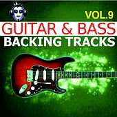 Guitar & Bass Backing Tracks, Vol. 9 fra Top One Backing Tracks