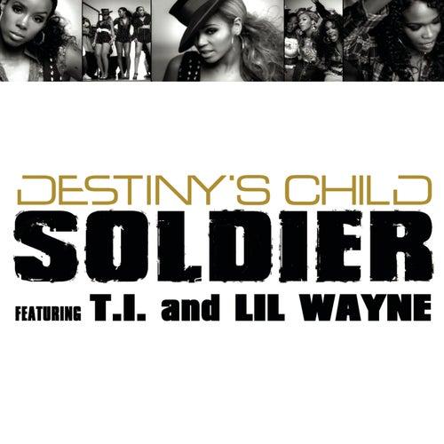 'Soldier'  Mixes : 2 Track Bundle by Destiny's Child
