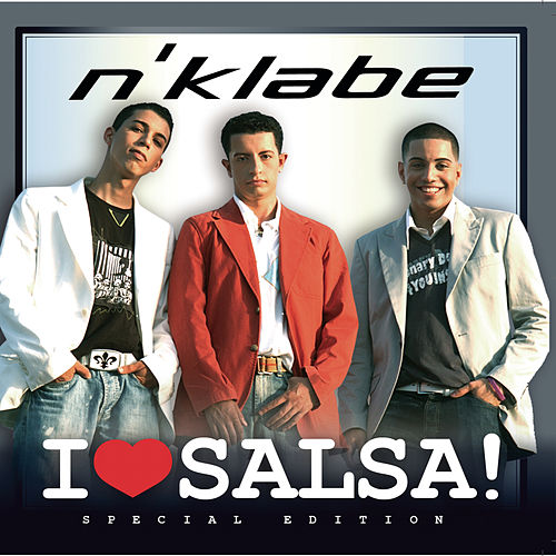 I Love Salsa (re-release) by N'Klabe