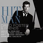 Hit Man David Foster & Friends by Various Artists