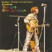 Cheapo-Cheapo Productions Presents Real Live John Sebastian by John Sebastian