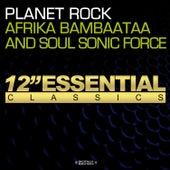 Planet Rock by Afrika Bambaataa