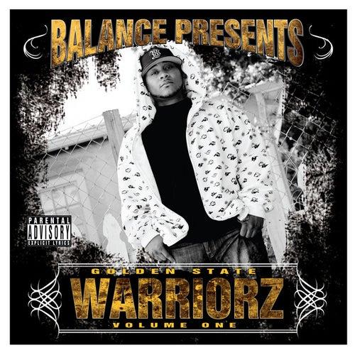 Golden State Warriorz Vol. 1 by Balance (Rap)