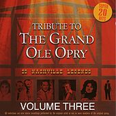Tribute to the Grand Ole Opry - Vol. 3 de Various Artists