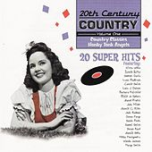 20th Century Country: Honky Tonk Angels - Vol. 1 von Various Artists