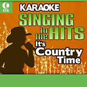 Karaoke: It's Country Time - Singing to the Hits de Various Artists