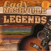 Lady Nashville Legends by Various Artists
