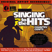 Karaoke: Country Gents - Singing to the Hits by Various Artists