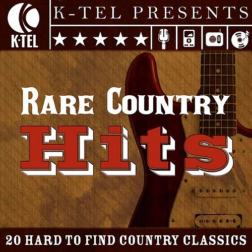 Rare Country Hits - 20 Hard To Find Country Classics by Various Artists