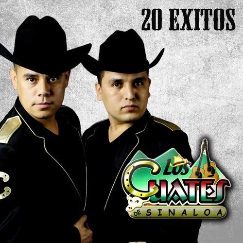20 Exitos by Los Cuates De Sinaloa