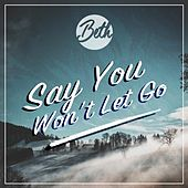 Say You Won't Let Go by Beth