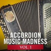 Accordion Music Madness, Vol. 1 von Various Artists
