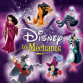Disney - Les Méchants de Various Artists